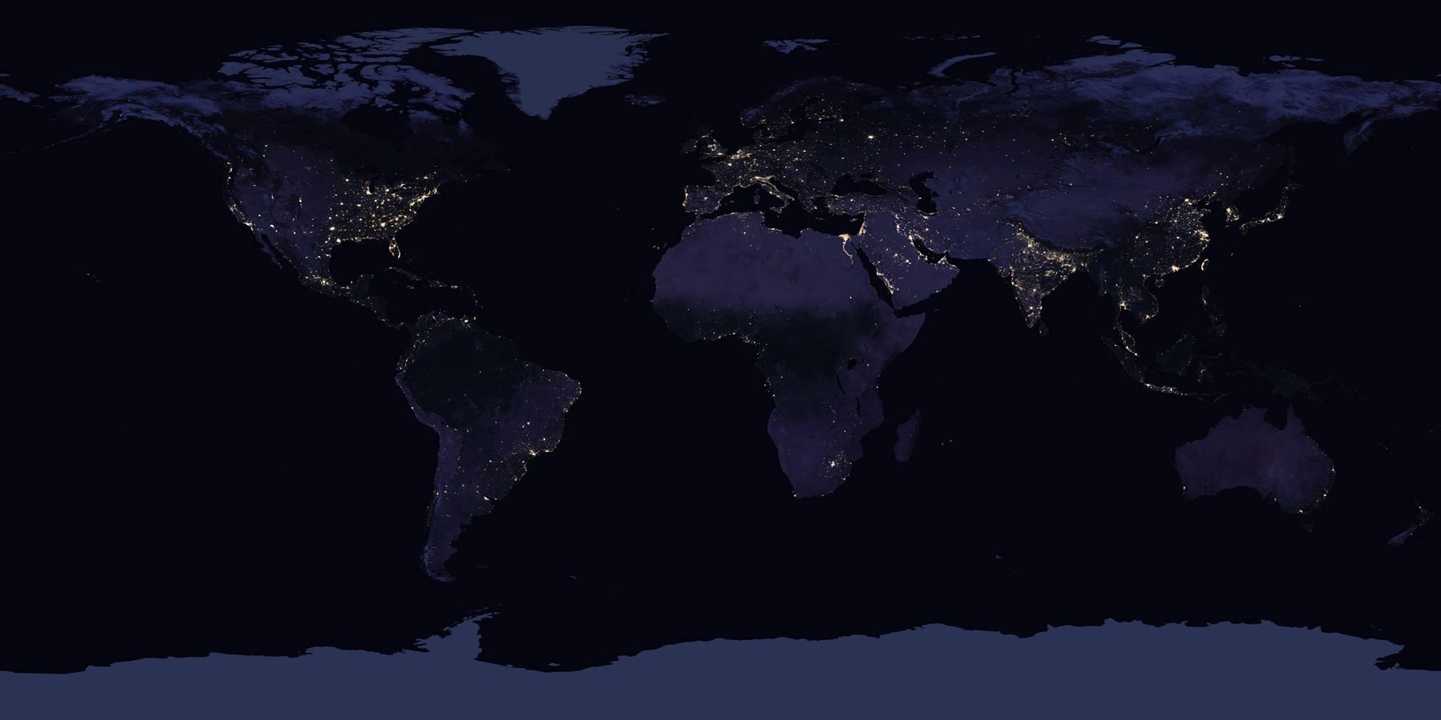 NASA Blackmarble